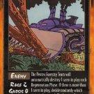 Rage Pentex Forestry Team (Limited Edition) near mint card