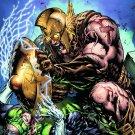 Green Lantern Corps #53 near mint comic (2010)