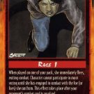 Rage Run Like Hell (Limited Edition) near mint card