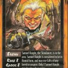 Rage Samuel Haight (Unlimited Edition) near mint card