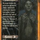 Rage Sands of Sleep (Unlimited Edition) near mint card