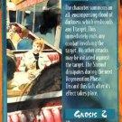 Rage Shroud (Unlimited Edition) near mint card