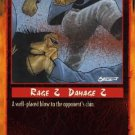 Rage Solid Blow (Limited Edition) near mint card