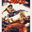 Bruce Lee #2 near mint comic (1994)