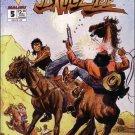 Bruce Lee #5 near mint comic (1994)