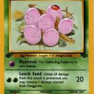Pokemon Exeggcute (Jungle) #52/64 near mint card Unlimited Edition Common