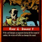 Rage Surprise Attack (Unlimited Edition) near mint card
