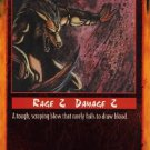 Rage Swipe (Limited Edition) near mint card
