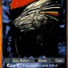 Rage Teeth-of-Titanium (Unlimited Edition) near mint card
