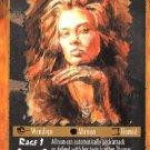Rage Allison Kachina (Unlimited Edition) near mint card