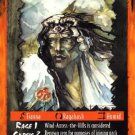 Rage Wind-Across-the-Hills (Limited Edition) near mint card