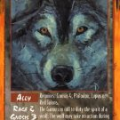 Rage Wolf-Spirit (Limited Edition) near mint card