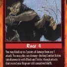 Rage Block and Strike (Unlimited Edition) near mint card