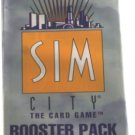 Sim City Booster Pack TCG CCG (Mayfair)