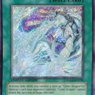 Yugioh Evolution Burst (HA01-EN030) Limited Edition near mnt card Secret Rare Holo