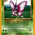 Pokemon Venomoth (Jungle) 29/64 Unlimited Edition near mint card Non Holo Rare
