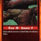 Rage Entrail Rend (Unlimited Edition) near mint card