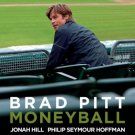 Moneyball Advance Movie Poster (full size) 27 x 39 Brad Pitt Jonah Hill Phillip Hoffman
