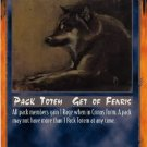 Rage Fenris (Unlimited Edition) near mint card