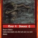 Rage Forceful Wind (Unlimited Edition) near mint card