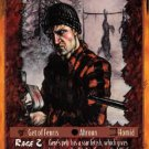Rage Gere-Hunts-the-Hunters (Unlimited Edition) near mint card