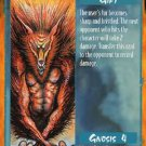 Rage Gift of the Porcupine (Unlimited Edition) near mint card
