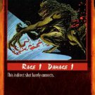 Rage Glancing Blow (Unlimited Edition) near mint card
