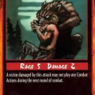 Rage Head Wound (Unlimited Edition) near mint card