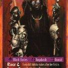 Rage Julisha of the Thousand Masks (Unlimited Edition) near mint card