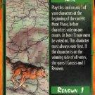 Rage Rite of Wisdom (Unlimited Edition) near mint card