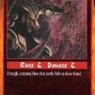 Rage Swipe (Unlimited Edition) near mint card
