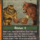 Rage Tribal Alliance (Unlimited Edition) near mint card