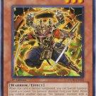 Yugioh Legendary Six Samurai - Kageki (STOR-EN022) Unlimited Edition near mint card Silver Rare