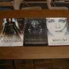 KATE BECKINSALE MOVIE POSTER LOT OF 3 UNDERWORLD AWAKENING WHITEOUT