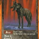 Rage Wolf Kinfolk (Unlimited Edition) near mint card
