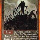 Rage Wyrm Slayer, Ronin Garou (Unlimited Edition) near mint card