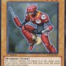 Yugioh Tune Warrior (5DS3-EN003) 1st edition near mint card Common