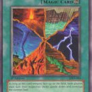 Yugioh Convulsion of Nature (LOD-084) unlimited edition near mint card Common