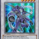 Yugioh Junk Warrior (5DS1-EN041) unlimited edition near mint card Ultra Rare Holo