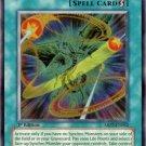 Yugioh Synchro Control (ABPF-EN062) 1st edition near mint card Super Rare Holo