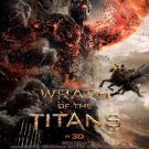 Wrath of the Titans Movie Poster D/S 27 x 39 (2012)