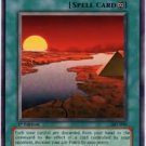 Yugioh Blessings of the Nile (AST-090) 1st edition near mint card Common