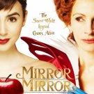 Mirror Mirror Advance Promotional Mini Movie poster Julia Roberts (2012)