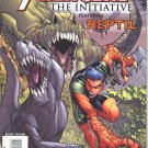 Avengers The Initiative #1 (One Shot) featuring Reptil (very fine comic)