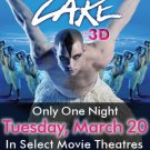 Swan Lake in 3D advance promotional movie poster (2012)