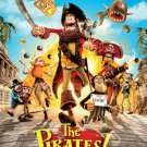 The Pirates Advance Promotional Mini Movie Poster (2012) FREE SHIPPING