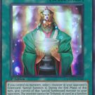 Yugioh Wiseman's Chalice (DREV-EN060) 1st edition near mint card Super Rare Holo