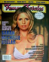 Femme Fatales Magazine Sept Oct 2002 Vol. 11 #10 & 11 Double Issue