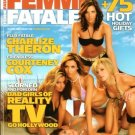 Femme Fatales Magazine December 2005 January 2006 near mint copy