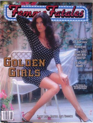 Femme Fatales Magazine Vol. 5 #11 near mint copy (Teri Hatcher)